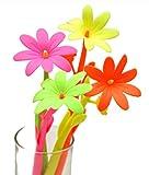 Ensemble de 12 fleur Vivid fragrance Signature Pen (Couleur aléatoi)