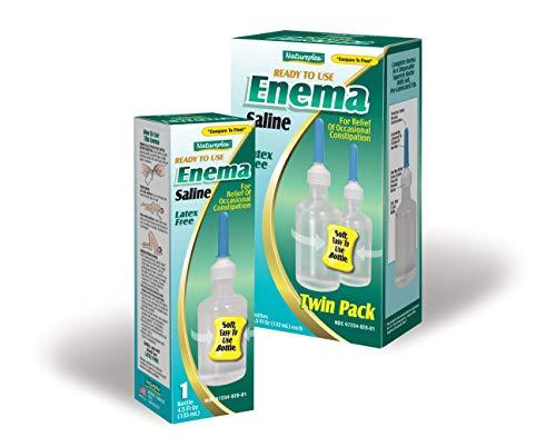 Ready to Use Saline Enema