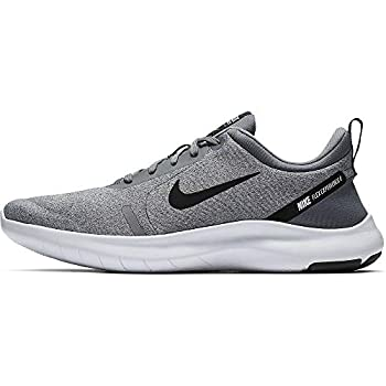 Nike Men s Flex Experience Run 8 Shoe Cool Grey/Black-Reflective Silver-White 10 Regular US