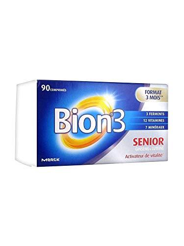 BION 3 Seniors MERCK (90 comprimés)