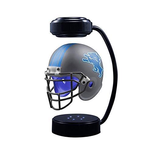 Mr.LQ Hover Football Helmet Hovering Helmets, Hanging Sports Fan Football Helmet, Suitable for Office, Bedroom, Living Room Creative Gift
