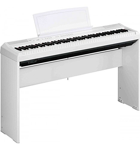 Pack Piano numérique Yamaha P115 blanc +...