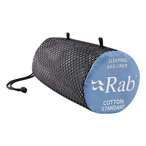 RAB Erwachsene Schlafsack Inlett Standard, Liner, 185 x 92 x 92 cm