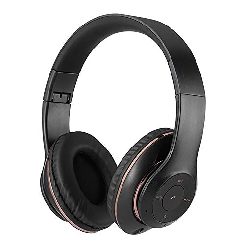 Oyov2L Bluetooth Headphone Foldable Bluetooth Wireless Sport Headphone...