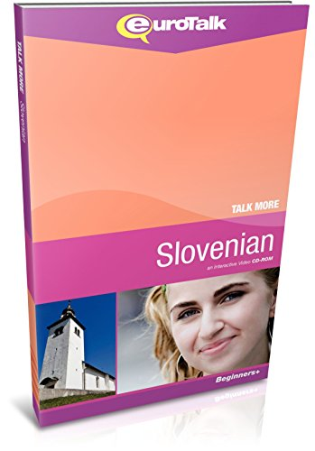 Talk More Slovenian : Interactive Video CD-ROM - Beginners [import anglais]