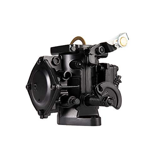 Pucky HIGH Performance Super BN Series Carburetor 44MM for Mikuni BN444043 Compatible with Yamaha