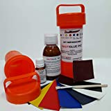 NAUTIGLUE Kit de Pegamento para la reparación de Zodiac de PVC (Gris Claro)