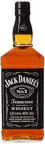 Jack Daniels Tennessee Whisky, 1L