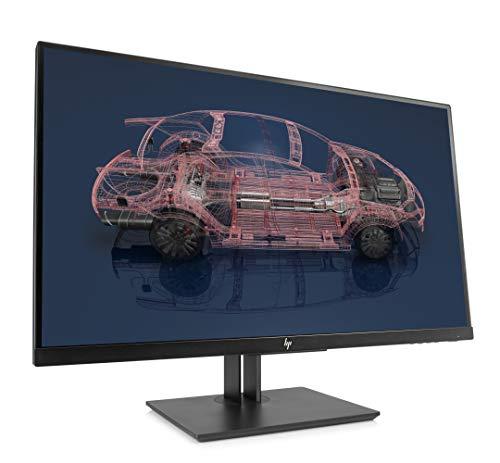 HP Z27n G2 (27 Zoll / QHD) Business Monitor (DVI-D, HDMI, DisplayPort, USB 3.0, USB-C, Audio Out, Reaktionszeit 5ms, 60Hz) schwarz - 3
