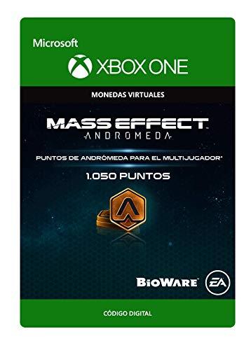 Mass Effect: Andromeda: Andromeda Points Pack 2 (1050 PTS)  | Xbox One - Código de descarga