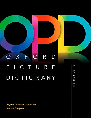 Oxford Picture Dictionary Third Edition: Monolingual Dictionary