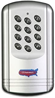 USAutomatic Sentry Wireless Keypad for Sentry Gate Openers US Automatic [並行輸入品]