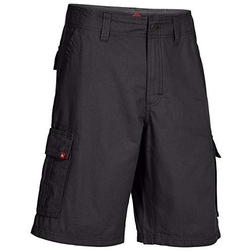 Eastern Mountain Sports Men's Dockworker Short Asphalt 34