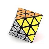 RainbowBox 8-axis Octahedron Diamond PuzzleSpeed Cube Eight Axis Octahedron Magic Cube Puzzle Toys