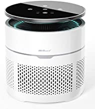 WeGuard HEPA Air Purifiers for Home Bedroom with UV Light, H13 True HEPA Filter Removes 99.97% of Hair, Fur, Dust, Bacteria, Viruses, Smoke, Mold, Pollen, Allergens, Odor , Quiet Mode, Ozone Free