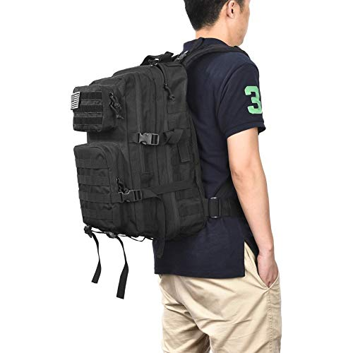 REEBOW GEAR Military Tactical Backpack 3 Day Assault Pack Molle Bag