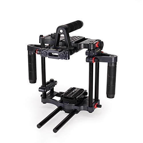 FILMCITY Power Mount DSLR Video Kamera Cage Rig (fc-cth) Cage Kit bei besten Preis