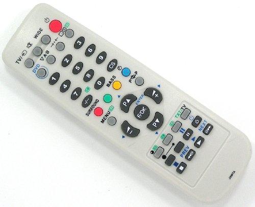 Ersatz Fernbedienung für Sanyo JXMTA TV Fernseher DVD Remote Control / Neu