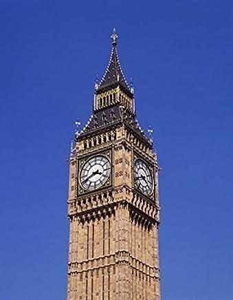 Big Ben, London, England Poster Print by Paul Thompson (16 x 20)