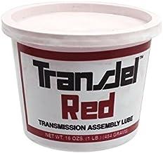 Transmaxx Filtran 801206 Assembly Lube, Red (1 lb. Tub)