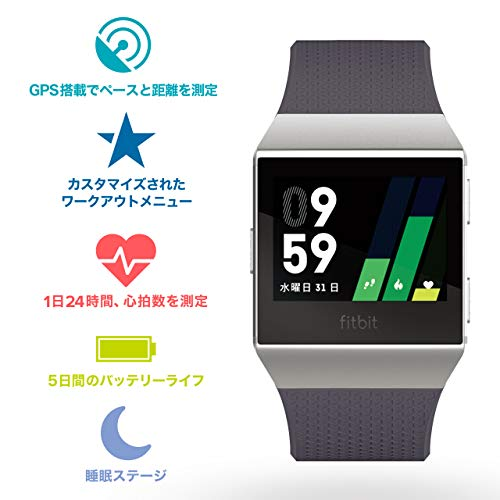 Fitbit(フィットビット)『Ionic』