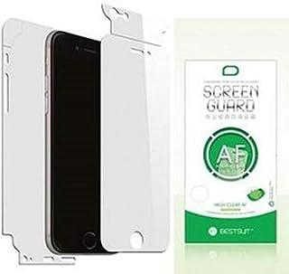 واقي حماية شاشة حراري 2في1 مقاوم للكسر والخدوش للأيفون 7
