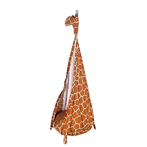 Bktmen Swing Asiento algodón para niños Swing Swing silling casa niños Interior Exterior balcón Hamaca Cesta Swing Swing Silla