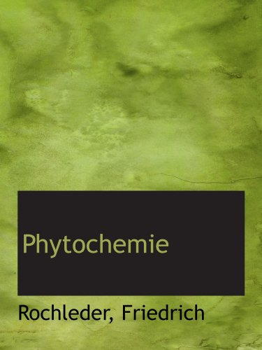 Phytochemie