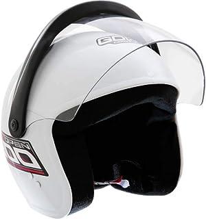 X Capacete Inter Open 300 Branco Gow 56