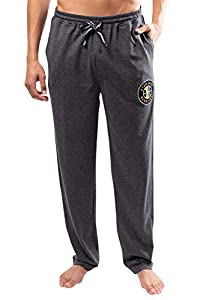 ULTRA GAME NBA APPAREL: Officially Licensed by The NBA (National Basketball Association), Ultra Game NBA features innovative designs with forward thinking graphics and textures. COMFORTABLE FIT: These sleepwear Pajama Loungewear Pants are made from 6...