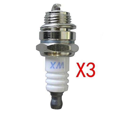 Jrl 3x L7T candela per vari Strimmer Lawnmover trimmer & partner 350351seghe