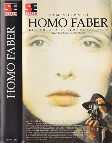 Homo Faber [VHS]