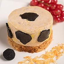 Foie Gras Grolière Bloc de Canard avec Morceaux Truffé 65 g 1 Unité