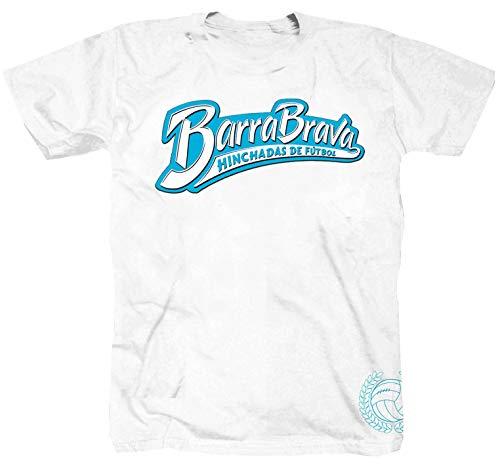 Boca Juniors River Plate Ultra Calcio Curva Barra Brava Maglietta T-shirt shirt bianco XXXXXL
