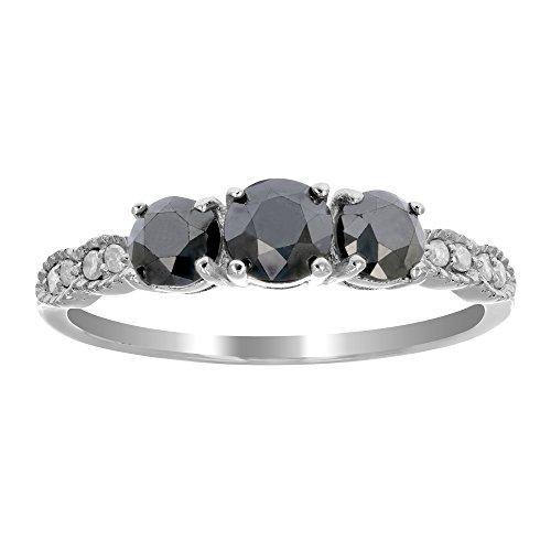 Best black diamond rings for women for 2021