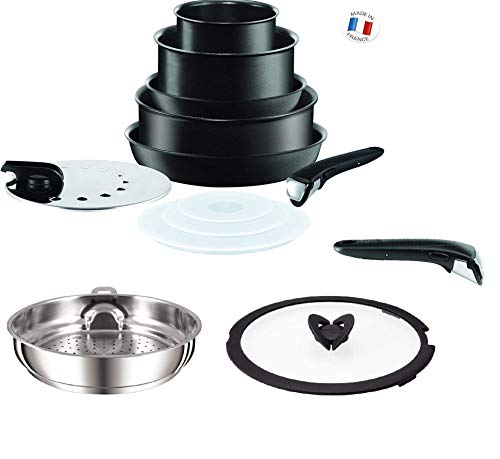 Tefal Ingenio Performance Induction 13 Piece Pan Set with Steamer