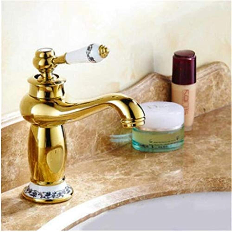 Wasserhahn Küche Bad Garten Waschtisch-Mischbatterie-Badezimmer-Becken-Hhne Ctzl2546