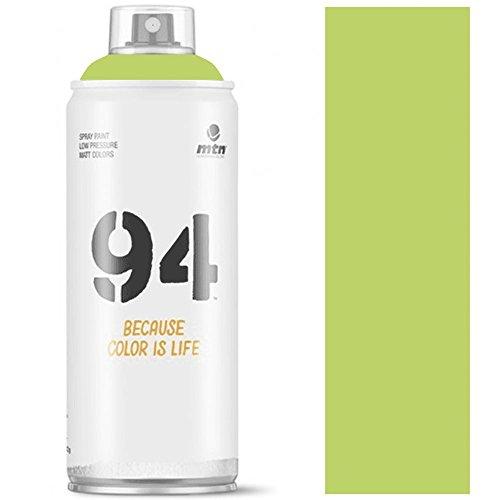 MTN 94 Spray de color verde pistacho, 400ml