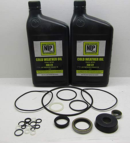 Read About L-E-WAREHOUSE AFTERMARKET E60 Basic Seal KIT & 2 QTS Oil