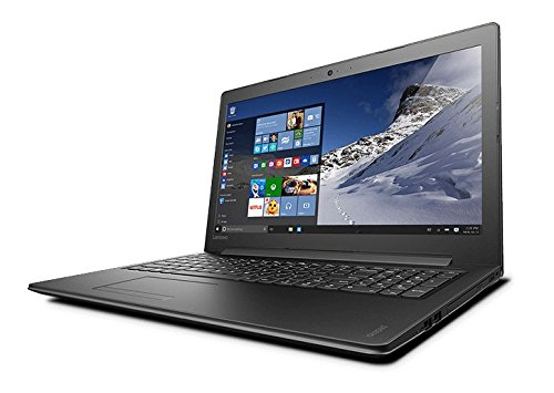 Lenovo 15.6 inch HD Laptop Intel Pentium Dual-Core Processor 6GB RAM 1T HDD DVD RW Bluetooth, Webcam WiFi 801.22 AC HDMI Windows 10 Black