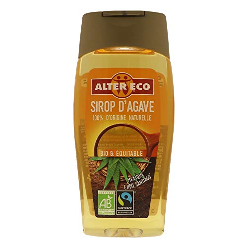 Alter Eco Sirop d'Agave Bio & Équitable - 350 g