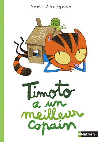 Timoto a un meilleur copain - Dès 4 ans