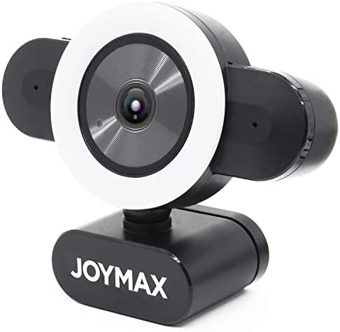Joymax 4MP Ultra HD Webcam with Microphone 360 Degree Rotating Computer Camera for Work at Home product image