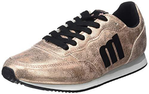 MTNG Attitude 69169, Zapatillas Mujer, Beige (Metallic Nude C35139), 39 EU