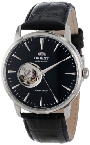 Orient Men's FDB08004B Esteem Open Heart Dial Watch
