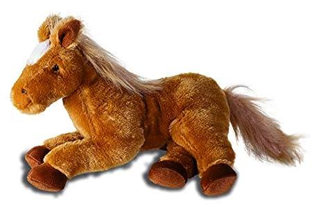 Peluche de caballo Caramel 30/18/13 cm