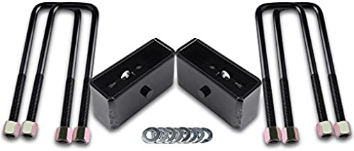 ECCPP Replacement for Black 2 inch Lift Blocks, Raise Your Vehicle 2