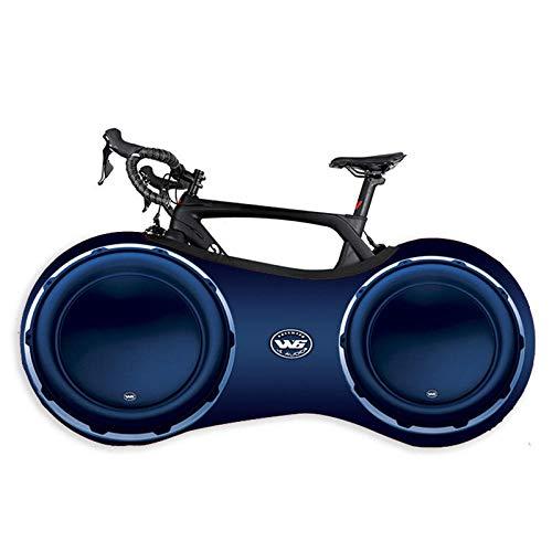ASADVE - Paquete de fundas elásticas para bicicleta de montaña, 158 x 62 cm, accesorio para bicicleta de carreras, antipolvo, cubierta para marco, resistente a los arañazos, funda para bicicleta, 2 unidades