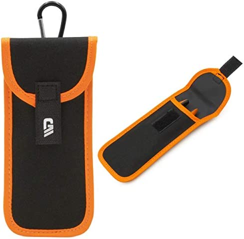 CASEMATIX Pruning Shears Clip On Pouch Case Sleeve Fits Fiskars Pruning Scissors for Gardening product image