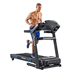 Nautilus T618 Treadmill for low back pai